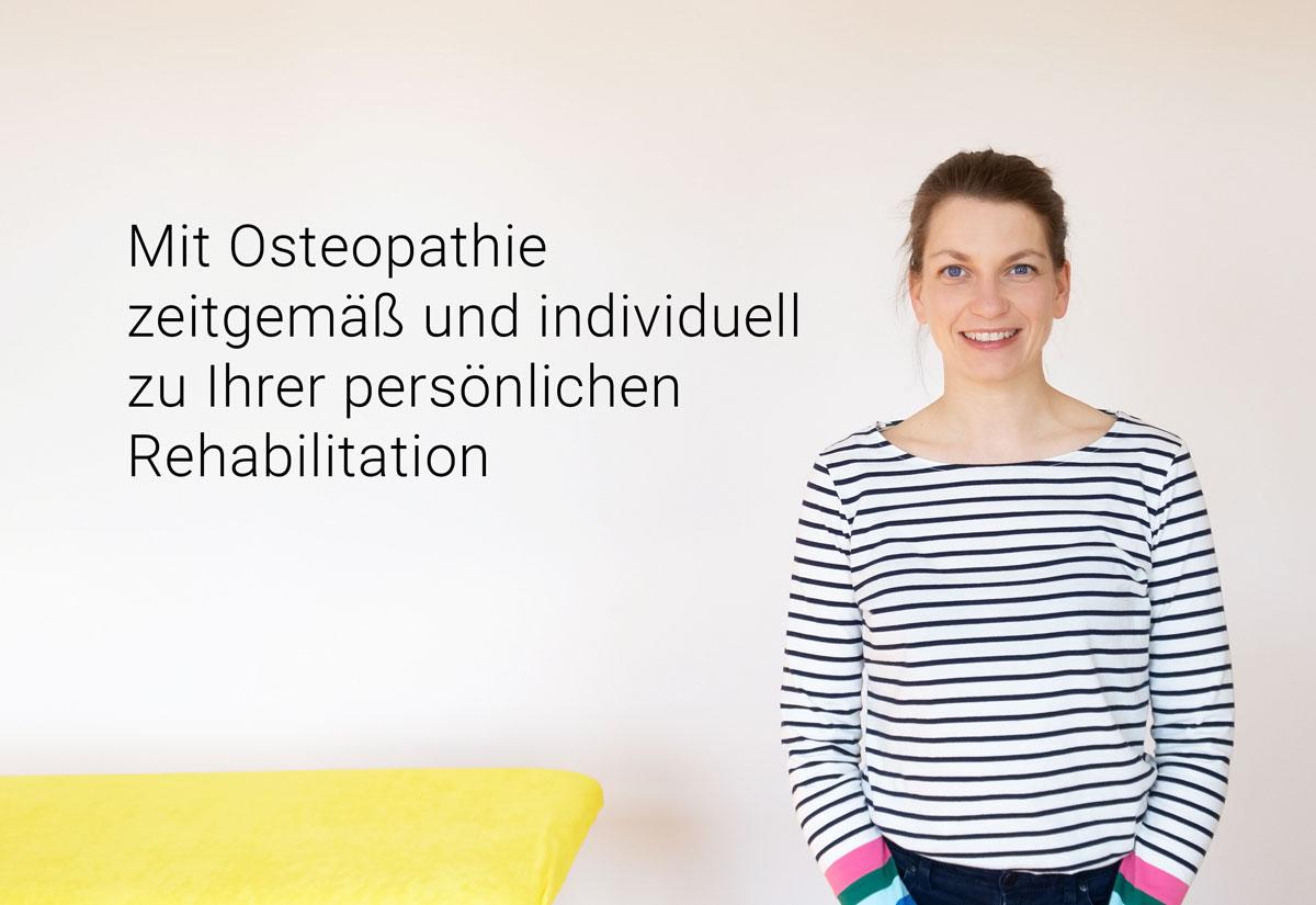Osteopathie Woltersdorf – Andrea Korzynietz